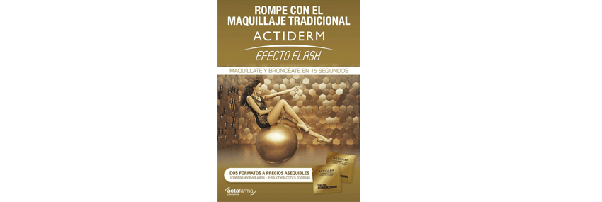 Actafarma launches actiderm self-tanning wipes: Instant natural and even tan, streak-free